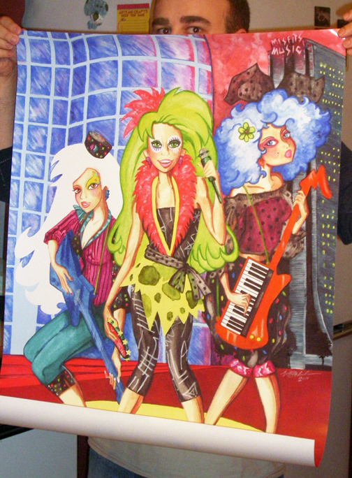 jem6 Glamour, Glitter, and JemCon: The Truly Outrageous Fans of Jem and the Holograms Part 1