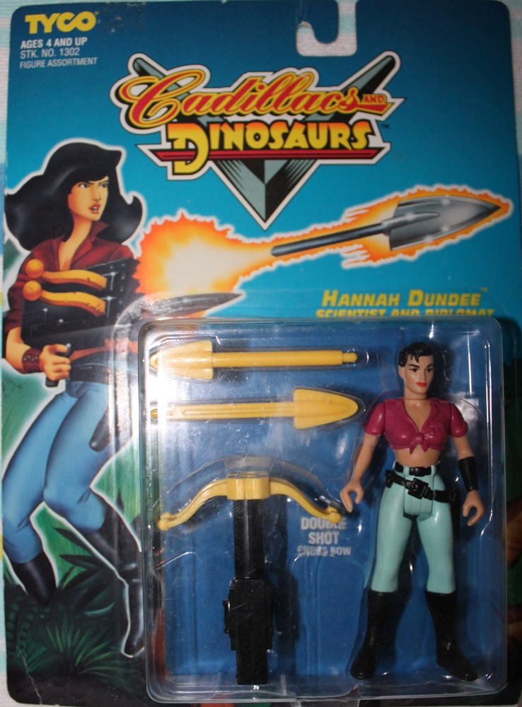 016 Vintage Toy of the Month: Cadillacs and Dinosaurs!