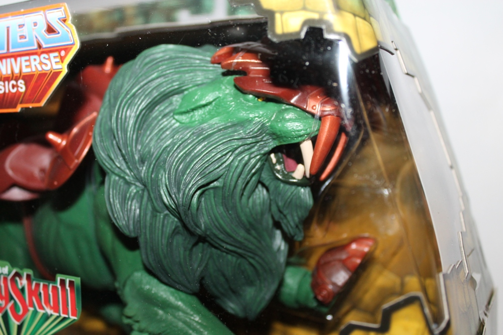 106 Masters of the Universe Classics: May  Battle Lion and Scorpia!