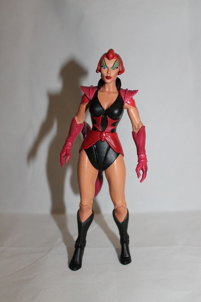 126 Masters of the Universe Classics: May  Battle Lion and Scorpia!