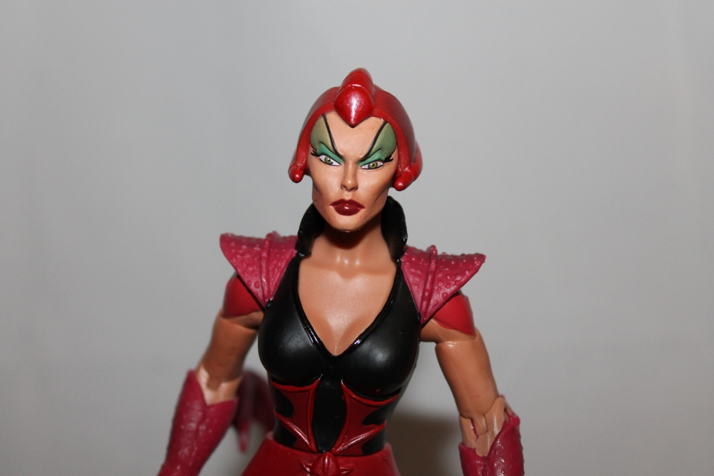 127 Masters of the Universe Classics: May  Battle Lion and Scorpia!