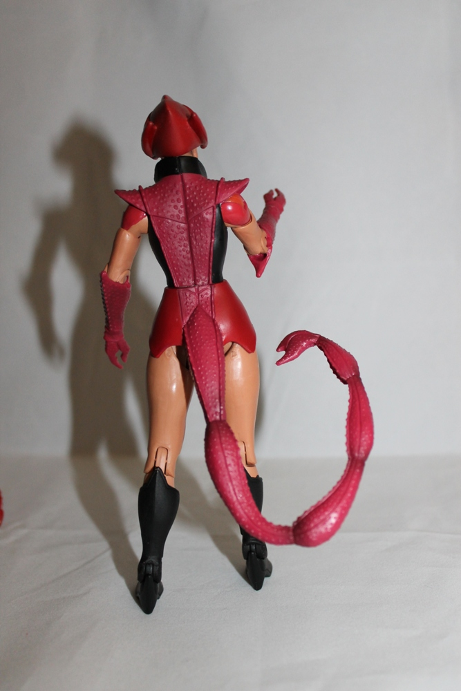 130 Masters of the Universe Classics: May  Battle Lion and Scorpia!