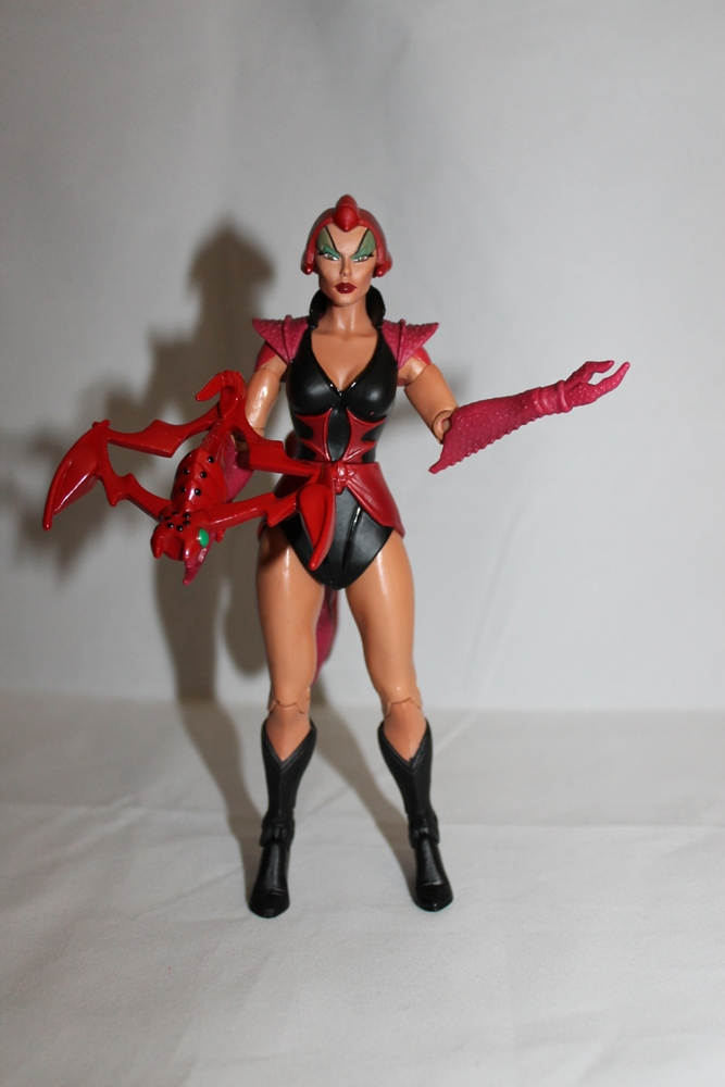 132 Masters of the Universe Classics: May  Battle Lion and Scorpia!