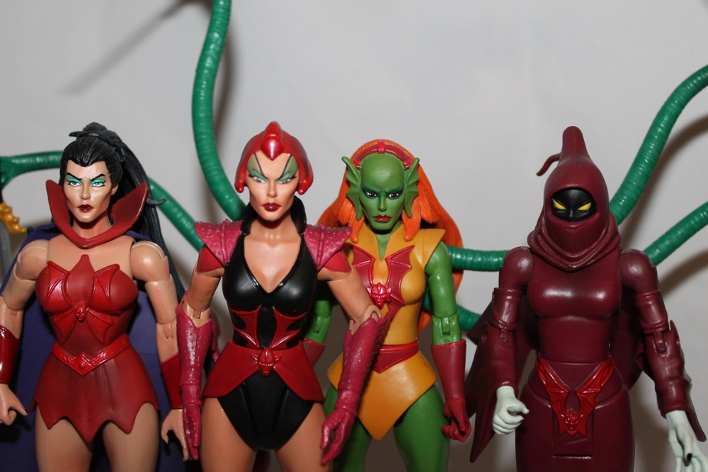 138 Masters of the Universe Classics: May  Battle Lion and Scorpia!