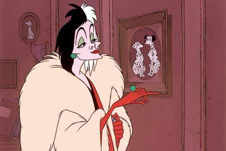 Cruella Maleficent and Disney witches