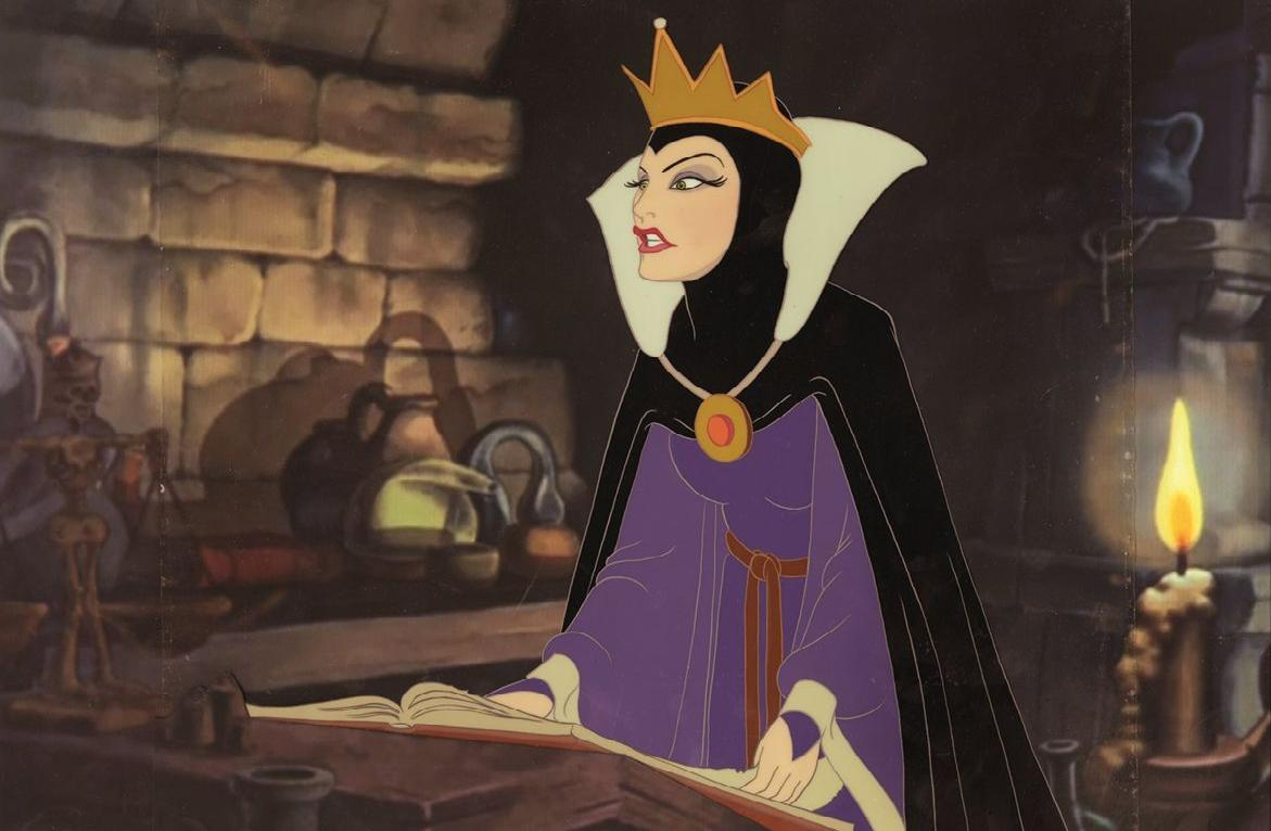 Evil Queen 1 Maleficent and Disney witches