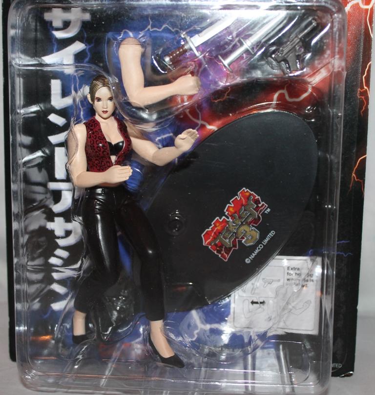 024 Vintage Toy of the Month: Tekken 3!