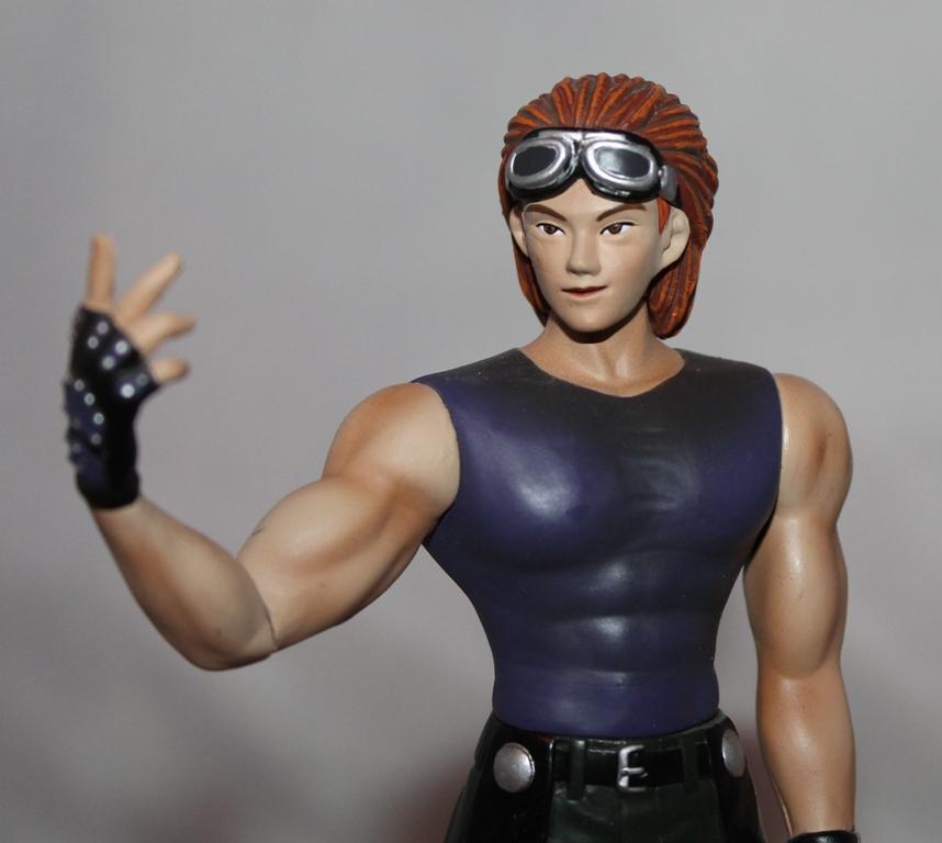 027 Vintage Toy of the Month: Tekken 3!
