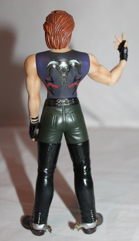 028 Vintage Toy of the Month: Tekken 3!