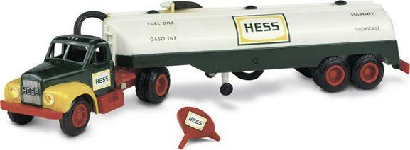 Hess 1 The HESS Toy Truck: Q&A To Support Its Entrance Into The National Toy Hall of Fame!