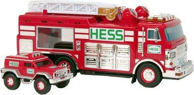 Hess 5 The HESS Toy Truck: Q&A To Support Its Entrance Into The National Toy Hall of Fame!