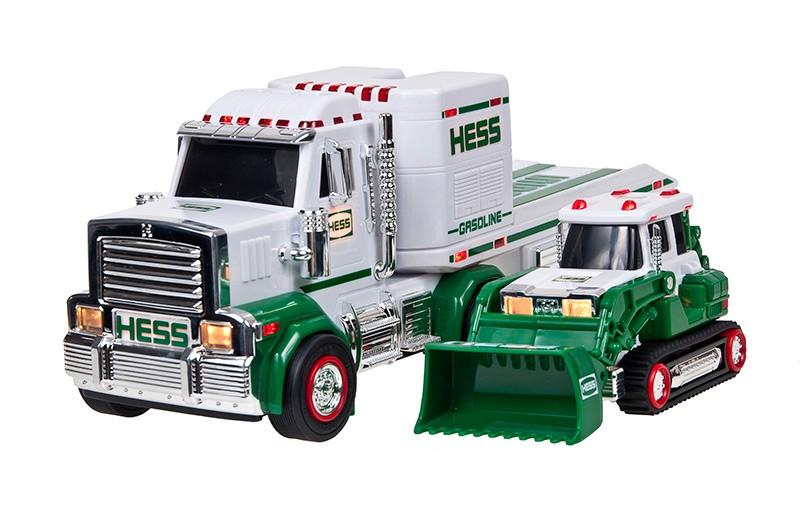 Hess 6 The HESS Toy Truck: Q&A To Support Its Entrance Into The National Toy Hall of Fame!