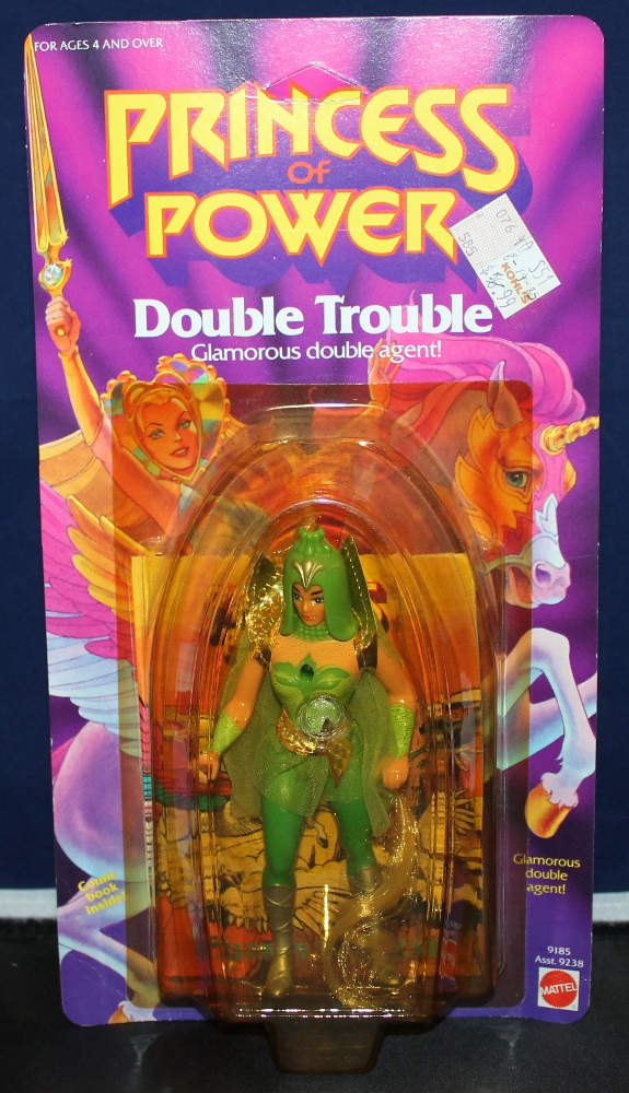 084 Vintage Toy of the Month! Double Trouble!
