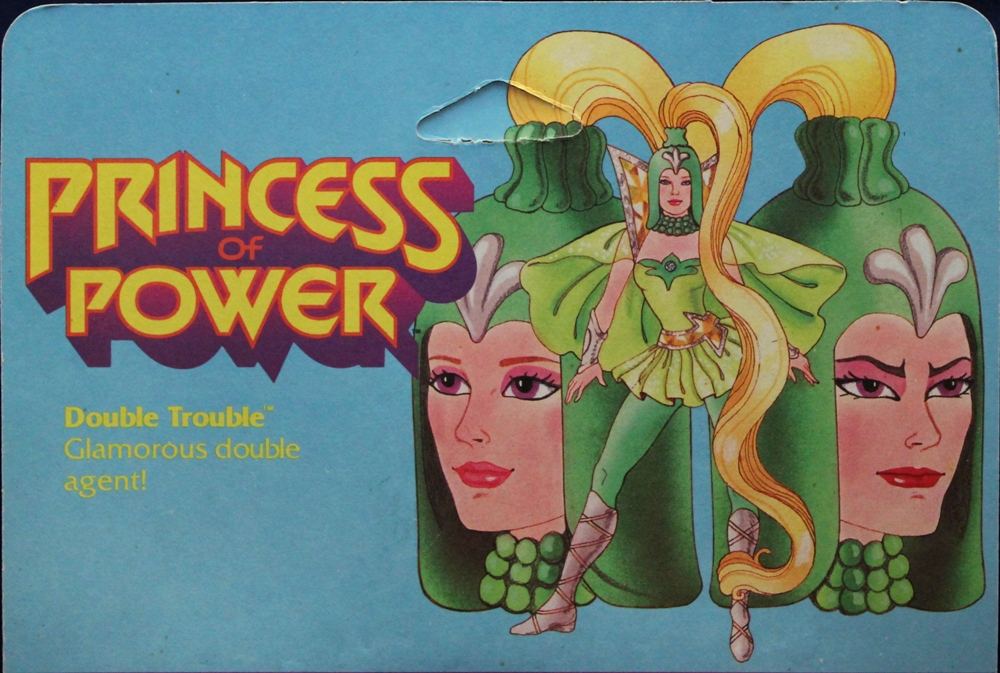 090 Vintage Toy of the Month! Double Trouble!