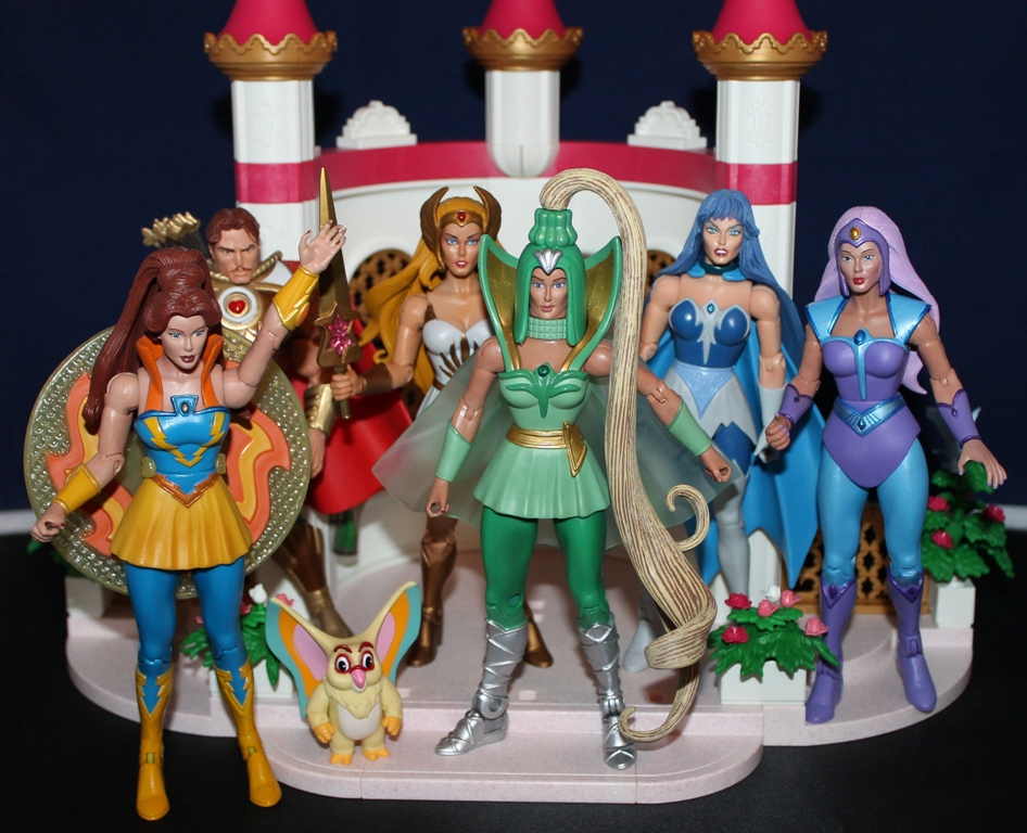 172 Masters of the Universe Club Etheria: July  Double Mischief!
