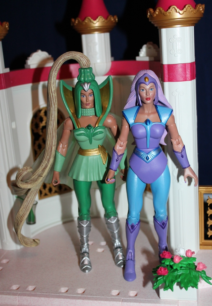 174 Masters of the Universe Club Etheria: July  Double Mischief!