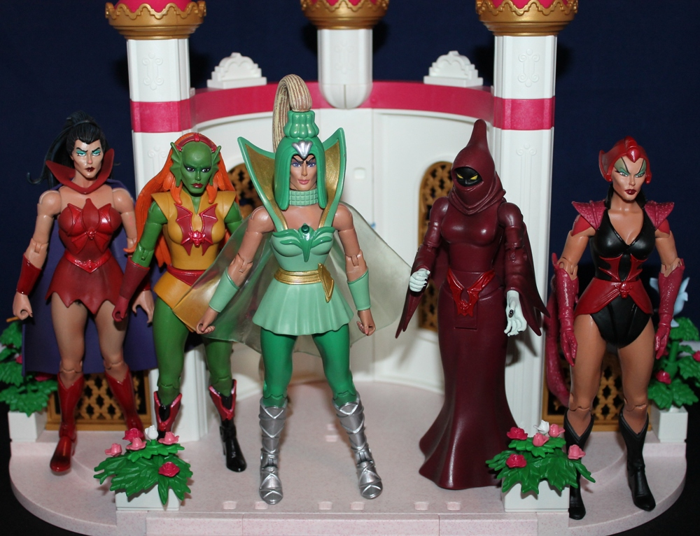 176 Masters of the Universe Club Etheria: July  Double Mischief!