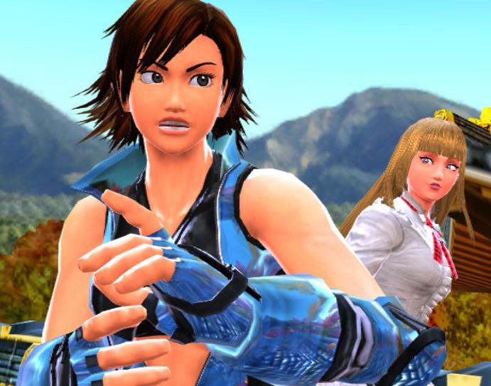 PRT 5 Asuka Lili Tekken MZ Fan Fiction: Part 5.