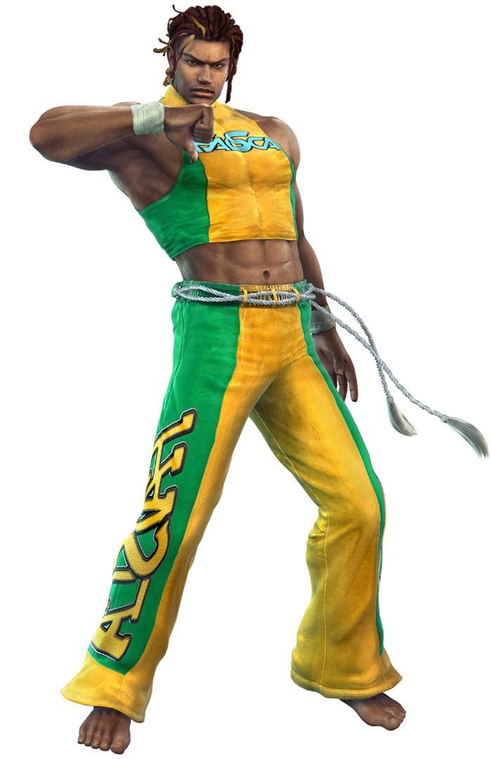 PRT 8 Eddy Tekken MZ Fan Fiction: Part 8.