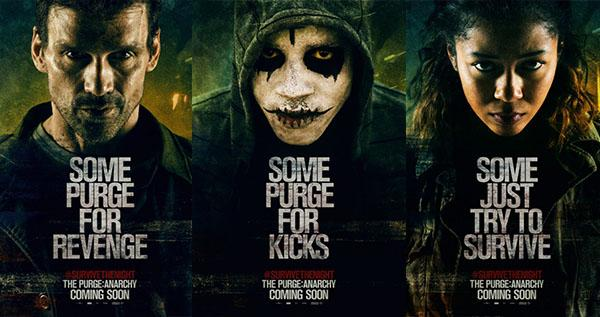 The Purge: Anarchy–Movie Review!