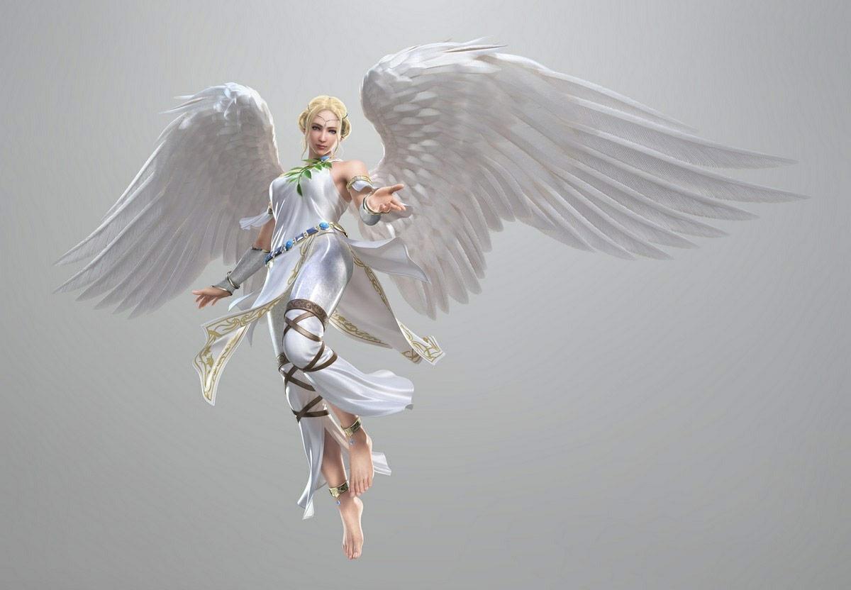 PRT 12 Angel Tekken MZ Fan Fiction: Part 12.
