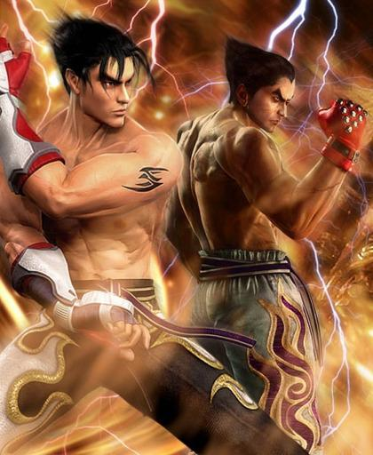 Tekken MZ Fan Fiction: Part 12.