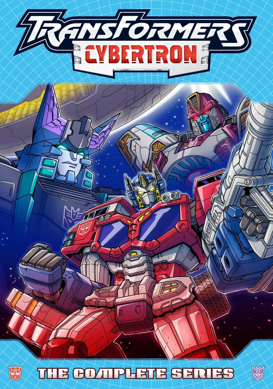 Transformers: Cybertron; DVD Review!