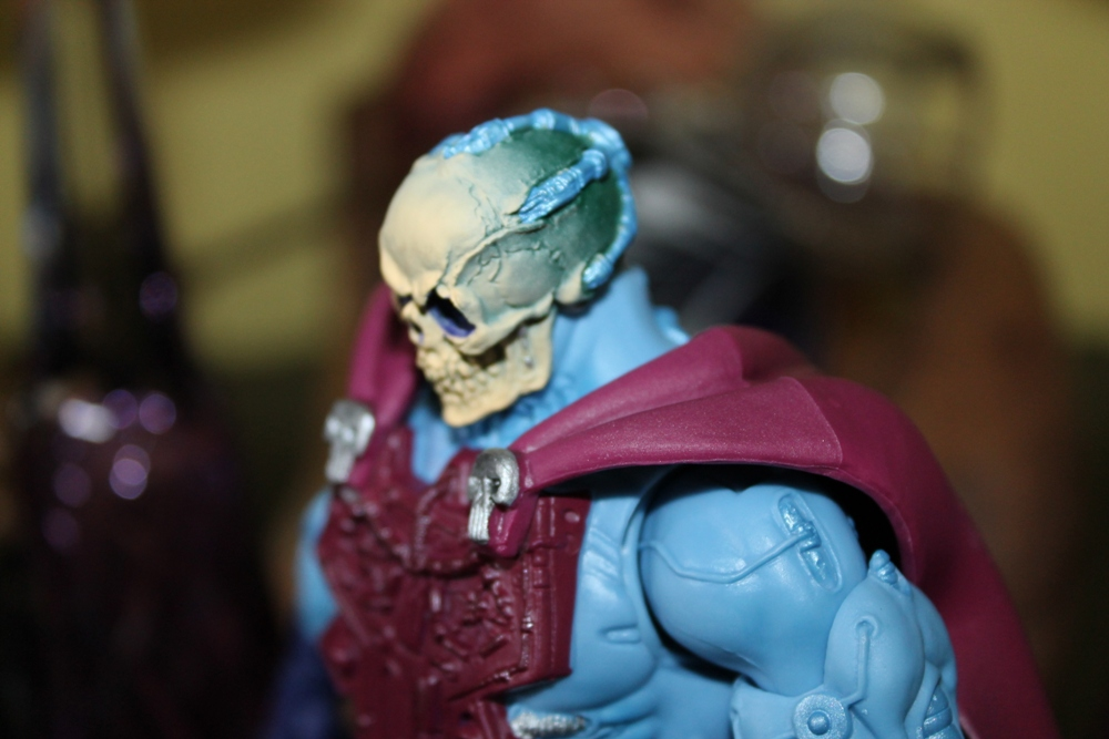 009 Masters of the Universe Classics: August  NA Skeletor & Flutterina