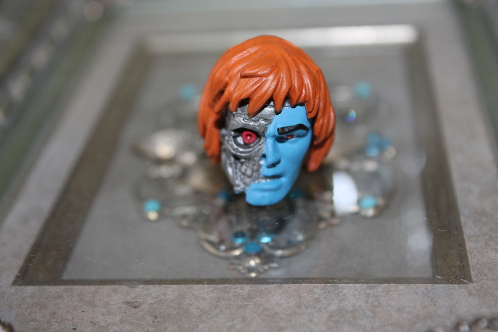012 Masters of the Universe Classics: August  NA Skeletor & Flutterina