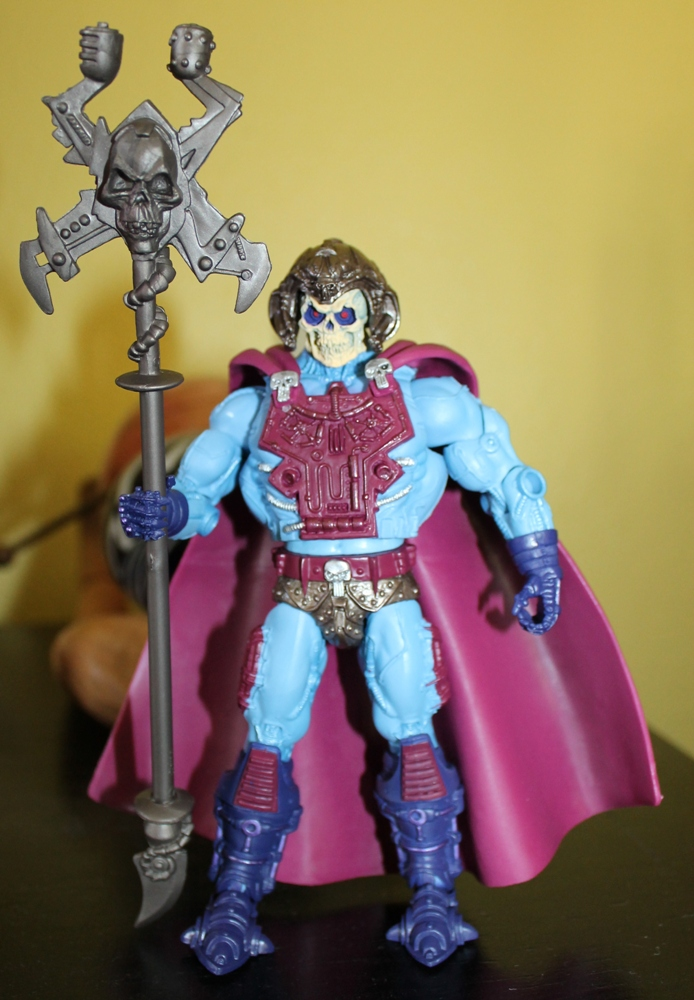 0141 Masters of the Universe Classics: August  NA Skeletor & Flutterina