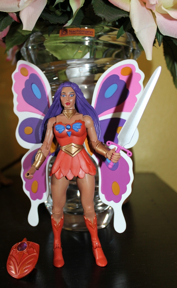 0241 Masters of the Universe Classics: August  NA Skeletor & Flutterina