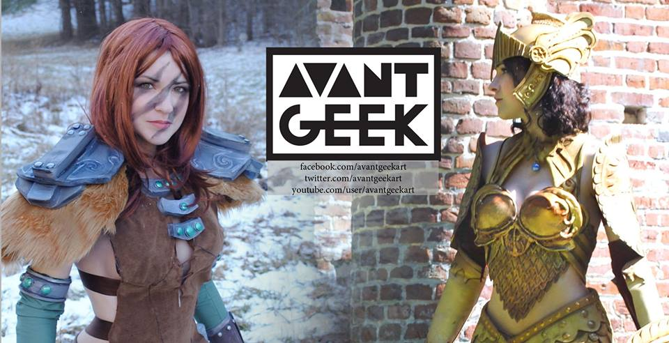 Cosplay Interview with Avant-Geek!