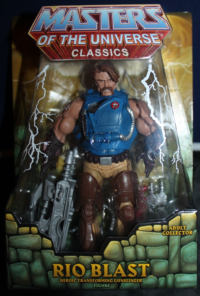 001 Masters of the Universe Classics: September  Rio Blast!