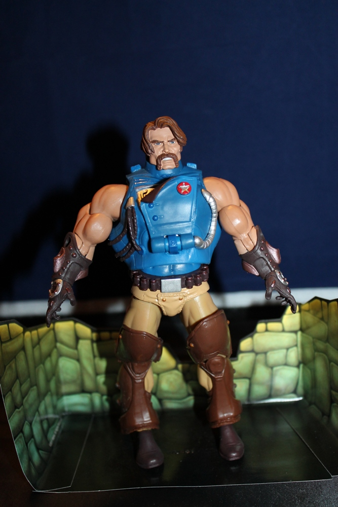 007 Masters of the Universe Classics: September  Rio Blast!
