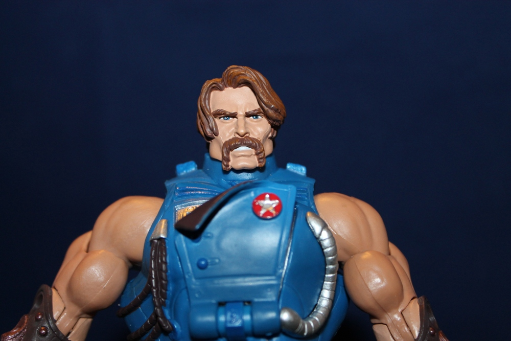 009 Masters of the Universe Classics: September  Rio Blast!