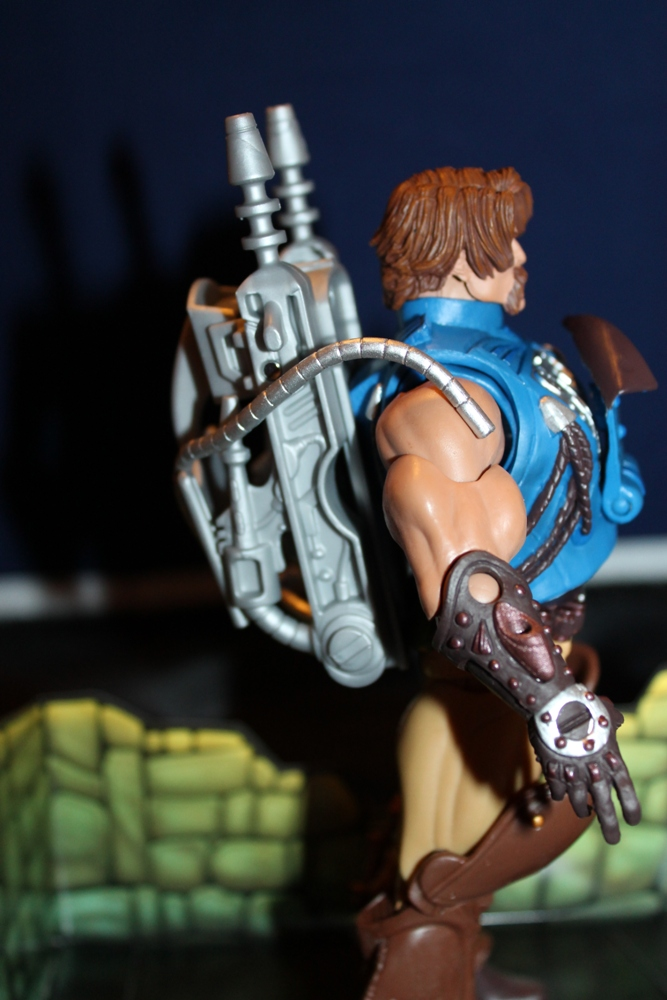 014 Masters of the Universe Classics: September  Rio Blast!