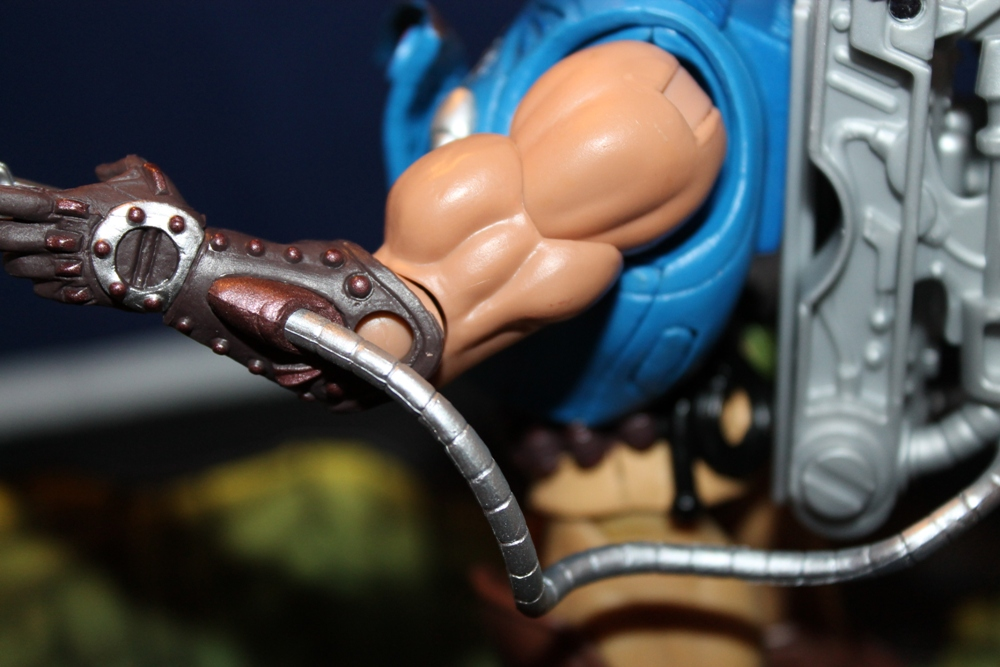 016 Masters of the Universe Classics: September  Rio Blast!