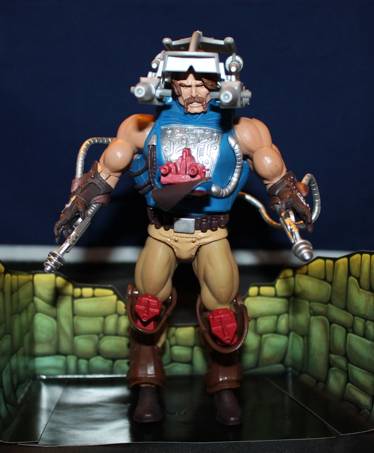 018 Masters of the Universe Classics: September  Rio Blast!