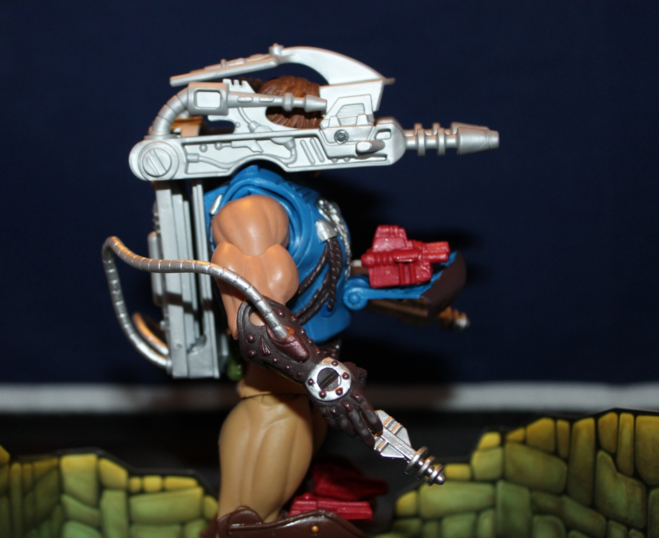 022 Masters of the Universe Classics: September  Rio Blast!