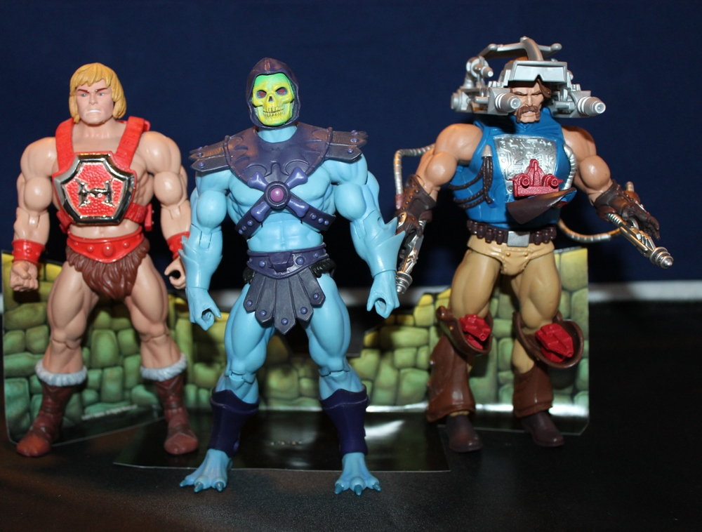 024 Masters of the Universe Classics: September  Rio Blast!