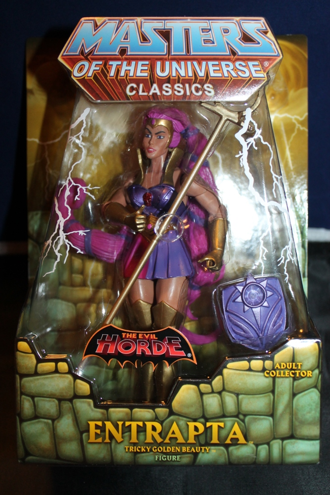 027 Masters of the Universe Club Etheria: September: Entrapta!