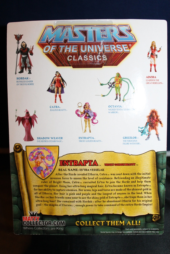 029 Masters of the Universe Club Etheria: September: Entrapta!