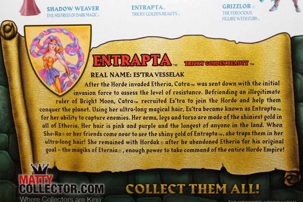 030 Masters of the Universe Club Etheria: September: Entrapta!