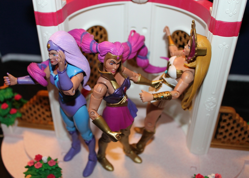 043 Masters of the Universe Club Etheria: September: Entrapta!