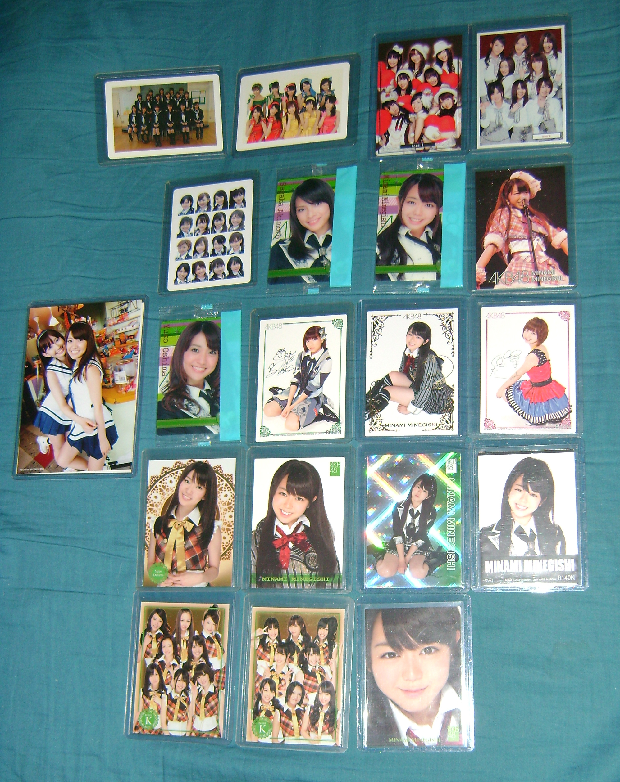 AKB Cards 1 AKB48: A Musical Collection!  Part 3