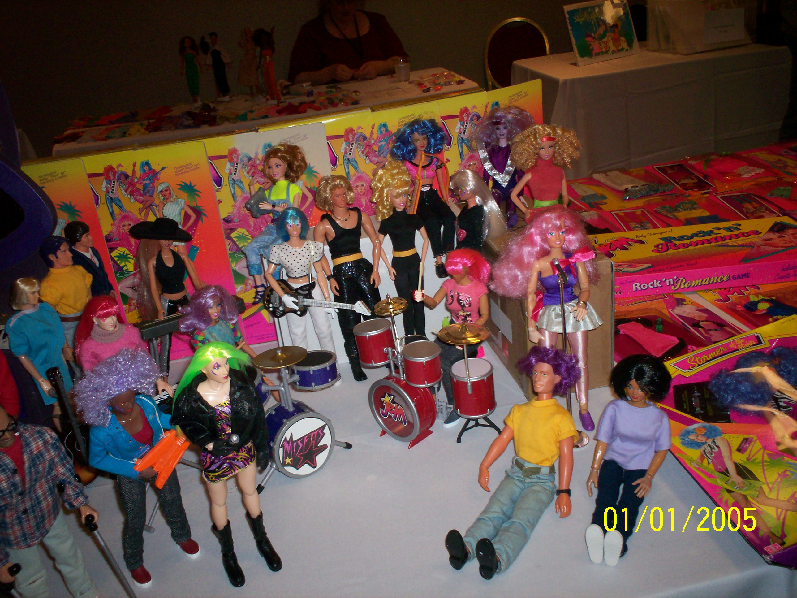 omar4 Glamour, Glitter, and Jemcon: The Truly Outrageous Fans of Jem and the Holograms Part 2
