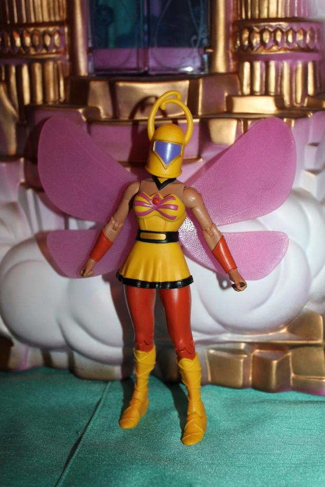 004 Masters of the Universe Club Etheria: October  Sweet Bee and Light Hope!