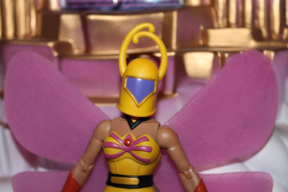 005 Masters of the Universe Club Etheria: October  Sweet Bee and Light Hope!