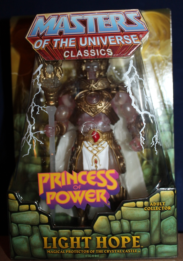 178 Masters of the Universe Club Etheria: October  Sweet Bee and Light Hope!