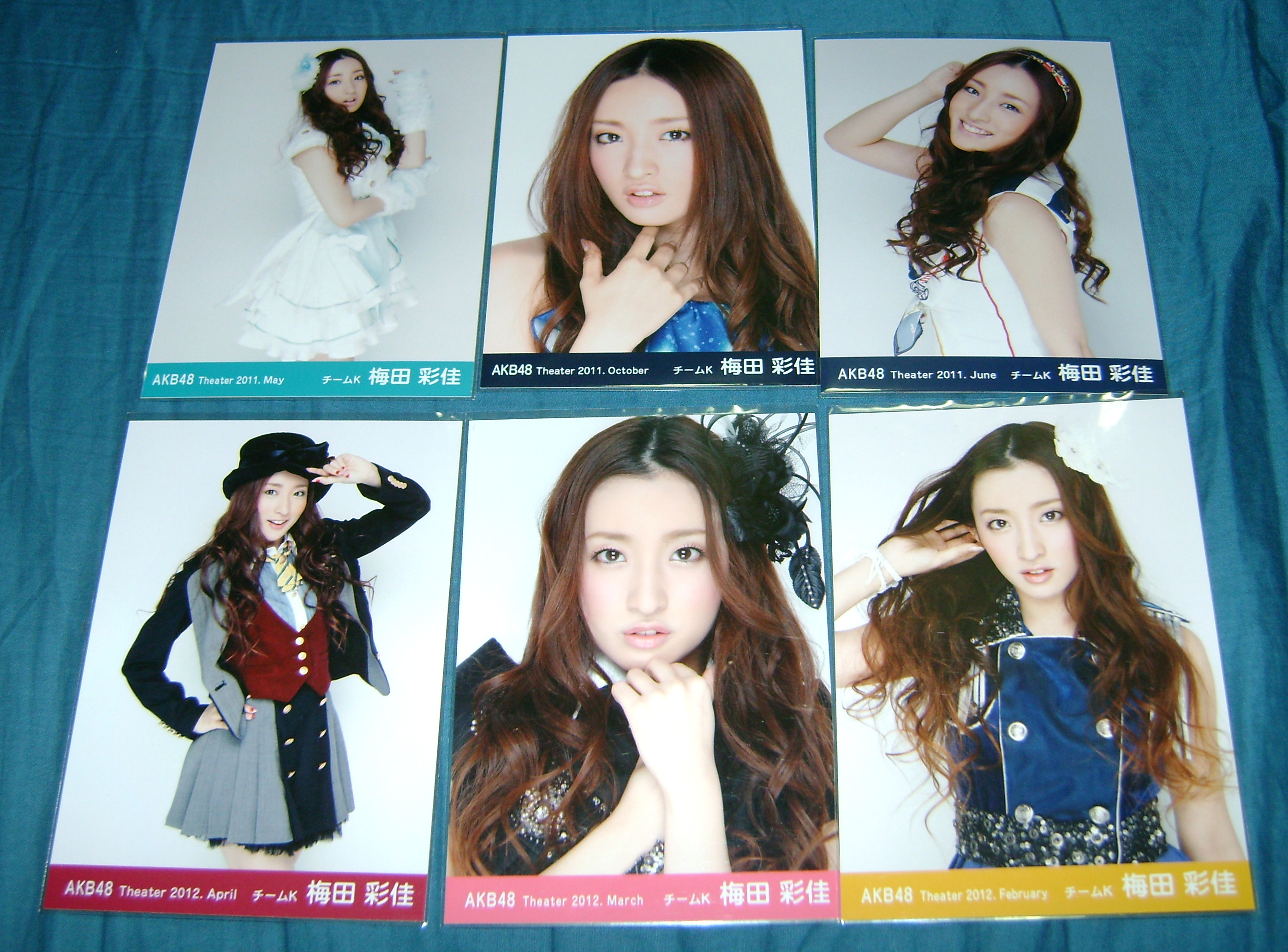 Ayaka photos 1 AKB48, A Musical Collection; Part 5!